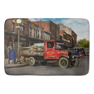 Truck - Home dressed poultry 1926 Bath Mat