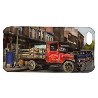 Truck - Home dressed poultry 1926 iPhone 5C Case