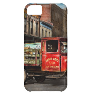 Truck - Home dressed poultry 1926 iPhone 5C Cover