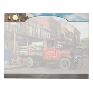 Truck - Home dressed poultry 1926 Notepad