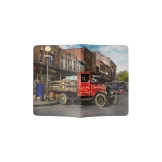 Truck - Home dressed poultry 1926 Passport Holder