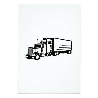 Truck Custom Invite