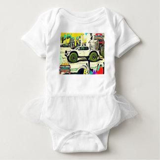 TRUCK PARK BABY BODYSUIT