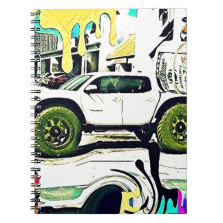 TRUCK PARK NOTEBOOKS