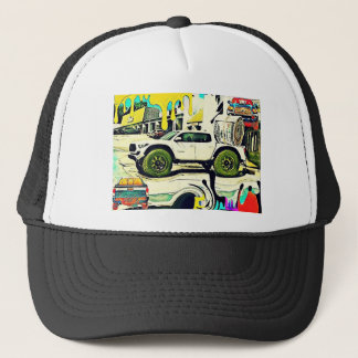 TRUCK PARK TRUCKER HAT