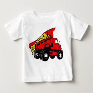Truck red | kids boys baby T-Shirt