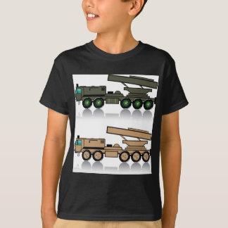 Truck rocket launcher shirts