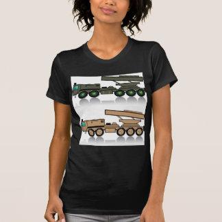 Truck rocket launcher tshirt