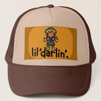 truck stop. trucker hat