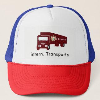 Truck transport Trucker cap
