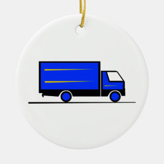 Truck - Truck (01) Ceramic Ornament