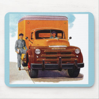 truck truckers truckin' mouse pad