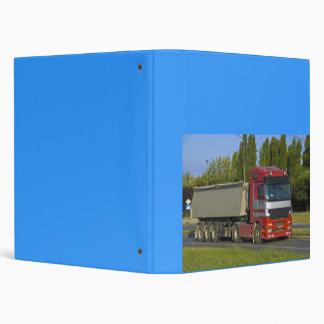 truck vinyl binder