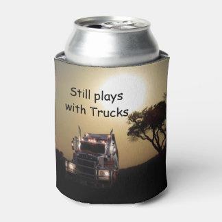 Trucker Can Cooler