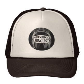 Trucker Cap Old school Junglist Trucker Hat
