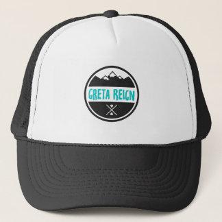 Trucker Cap With Greta Reign Logo, Available In Va