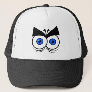 Trucker eyes Hat