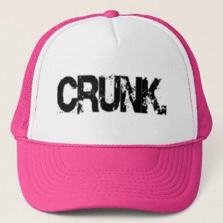"""Trucker Hat """"CRUNK"""""""