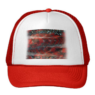 Trucker Hat EVOLVE TEXT GRAPHIC