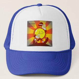Trucker hat featuring Sunny