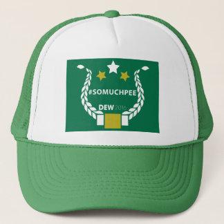 Trucker hat for Dewey