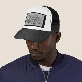 trucker hat for jeep fans.
