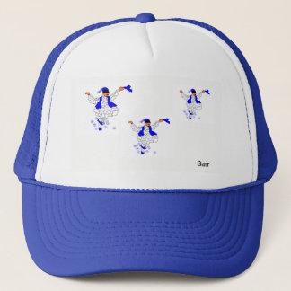 Trucker Hat / Greek Evzones Dancing
