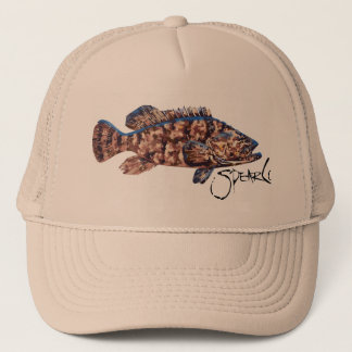 Trucker Hat Grouper