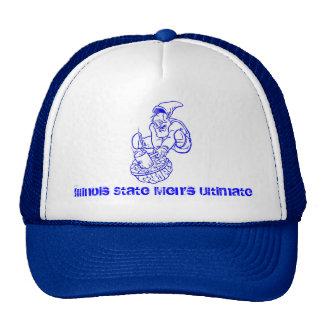 Trucker Hat - Illinois State Men's Ultimate