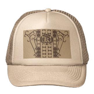 Trucker Hat IRONWORK SCROLLWORK 2