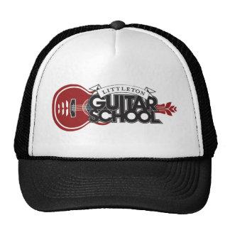 Trucker Hat Littleton Guitar School