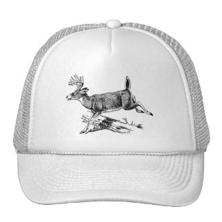 Trucker Hat/Running Buck Trucker Hat