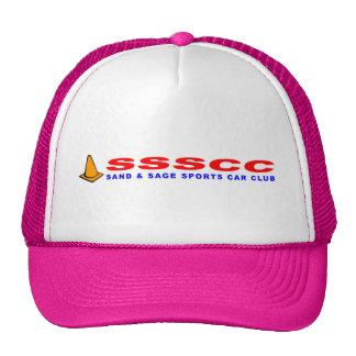 Trucker Hat: SSSCC Logo Trucker Hat