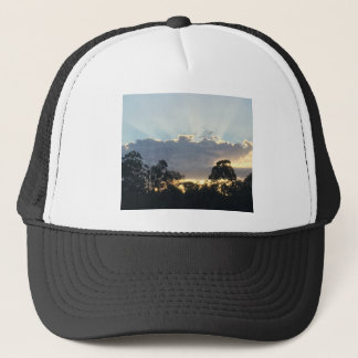 Trucker Hat with a view.