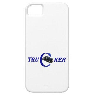 Trucker iPhone 5 Cases