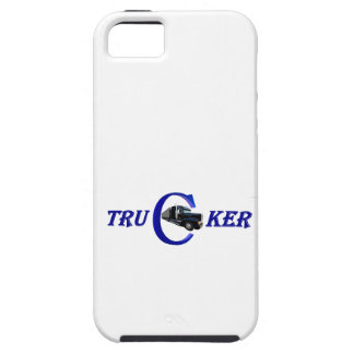 Trucker iPhone 5 Covers