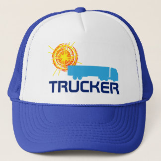 Trucker one-of-a-kind beautiful customizable trucker hat