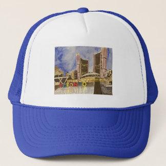 Trucker style hat cap City of Toronto