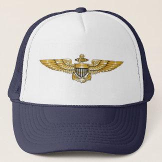 Trucker Wings Trucker Hat