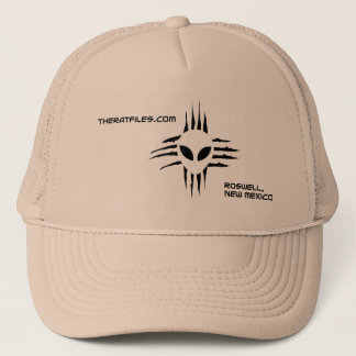 Trucker Zia Hat
