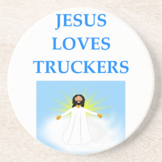TRUCKERS COASTERS