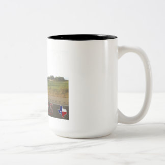 Truckers Collection Two-Tone Coffee Mug