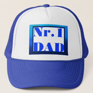 d2f4ae34b5c Truckers Hat Nr.1 Dad