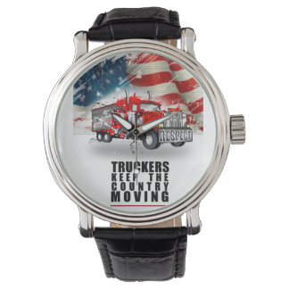 Truckers Keep This Country Moving  Watch