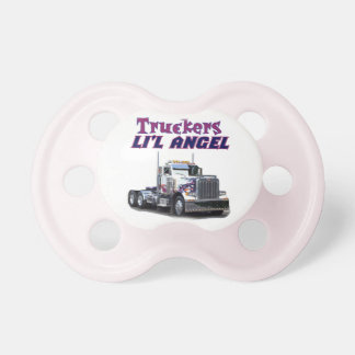 Trucker's Li'l Angel Pacifier