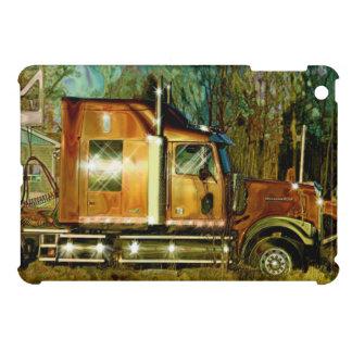 Truckers Lorry Driver Heavy Transport iPad Mini Cover