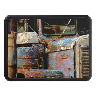 Truckers Never Die Trailer Hitch Cover