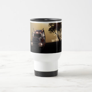 Truckers Travel Mug