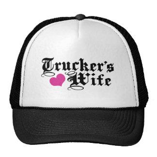 Trucker's Wife Trucker Hat