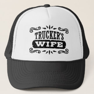 Trucker's Wife Trucker Hat